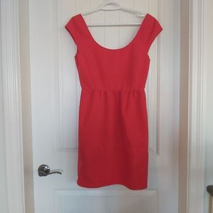 AMERICAN URBAN OUTFITTERS RED DRESS/ HANGING
